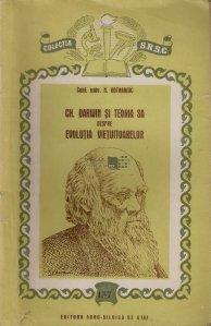 Ch. Darwin si teoria sa despre evolutia vietuitoarelor