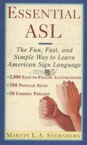 Essential ASL / Limbajul american al semnelor