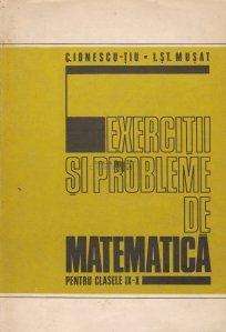 Exercitii si probleme de matematica