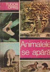 Animalele se apara