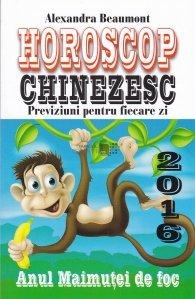 Horoscop chinezesc 2016