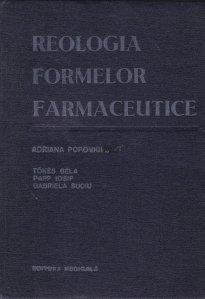 Reologia formelor farmaceutice