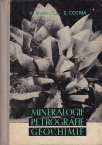 Mineralogie, petrografie, geochimie