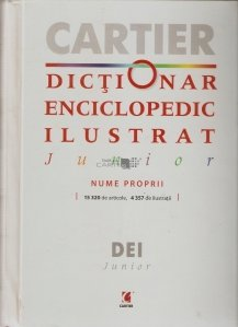 Dictionar enciclopedic ilustrat Junior