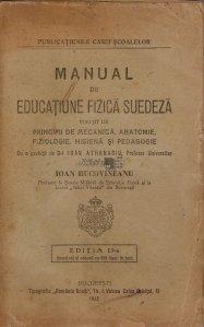 Manual de educatiune fizica suedeza