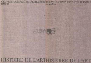 Historire de l'art / Istoria Artei