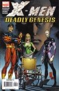 X-men: Deadly Genesis, vol. 4