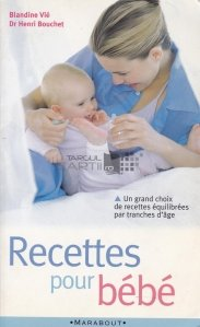 Recettes pour bebe / Retete pentru bebe
