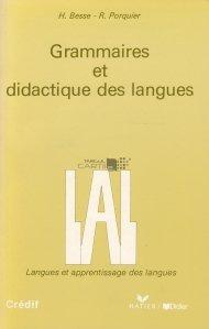 Grammaires et didactique des langues