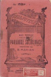 Paradoxe sociologice