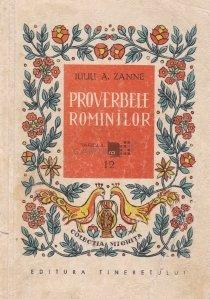 Proverbele rominilor