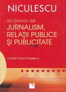 Dictionar de jurnalism, relatii publice si publicitate