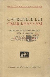 Catrenele lui Omar Khayyam