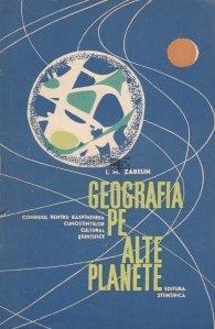 Geografia pe alte planete