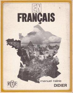 En francais / Predarea limbii franceze pentru televiziune