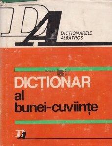 Dictionar al bunei-cuviinte