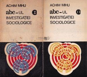 Abc-ul investigatiei sociologice