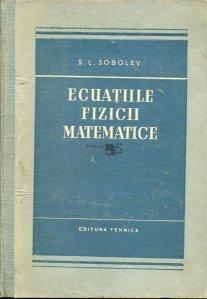 Ecuatiile fizicii matematice