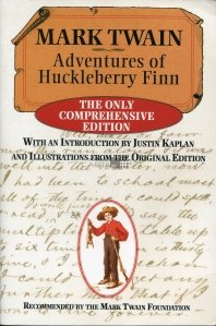 Adventures of Huckleberry Finn / Aventurile lui Huckleberry Finn