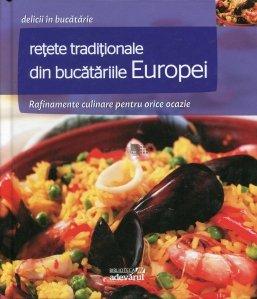 Retete traditionale din bucatariile Europei
