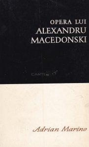Opera lui Alexandru Macedonski
