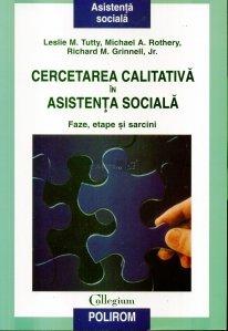 Cercetarea calitativa in asistenta sociala