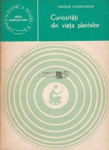 Curiozitati din viata plantelor