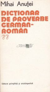 Dictionar de proverbe german-roman