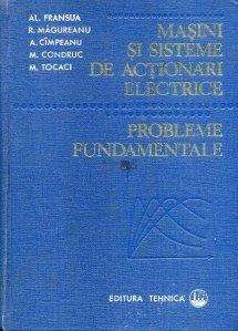 Masini si sisteme de actionari electrice