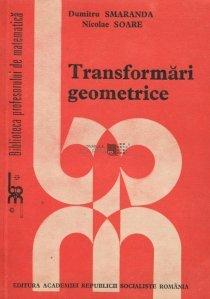Transformari geometrice
