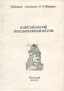 Catalogul incunabulelor