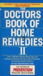 The Doctors Book of Home Remedies / Cartea doctorilor cu remedii pentru acasa