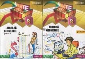 Algebra, Geometrie: clasa a VIII-a