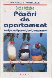 Pasari de apartament