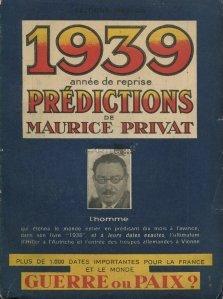 1939, Annee de Reprise