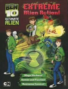 Ben 10 Extreme Alien Action!