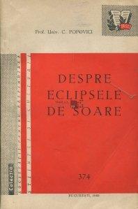 Despre eclipsele de soare
