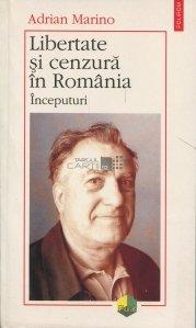 Libertate si cenzura in Romania