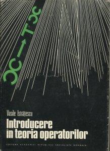 Introducere in teoria operatorilor
