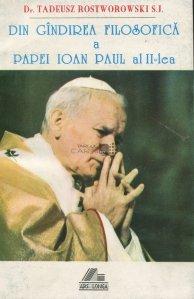 Din gindirea filosofica a Papei Ioan Paul al II-lea