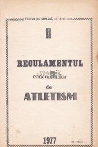 Regulamentul concursurilor de atletism