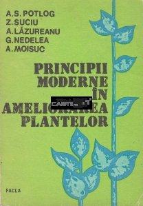 Principii moderne in ameliorarea plantelor