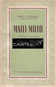 Matei Millo