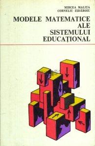 Modele matematice ale sistemului educational