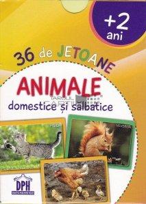 Animale domestice si salbatice