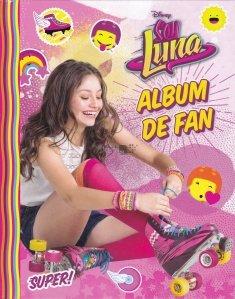 Soy Luna. Album de fan