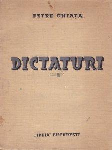 Dictaturi