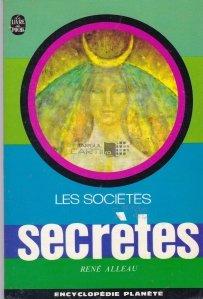 Les societes secretes / Societatile secrete