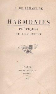 Harmonies / Armonii