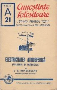 Electricitatea atmosferica